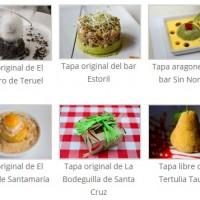 concurso tapas zaragoza 2015, tapas zaragoza, concurso tapas, esto va de tapas, comer en zaragoza, donde cenar en zaragoza, zaragoza turismo