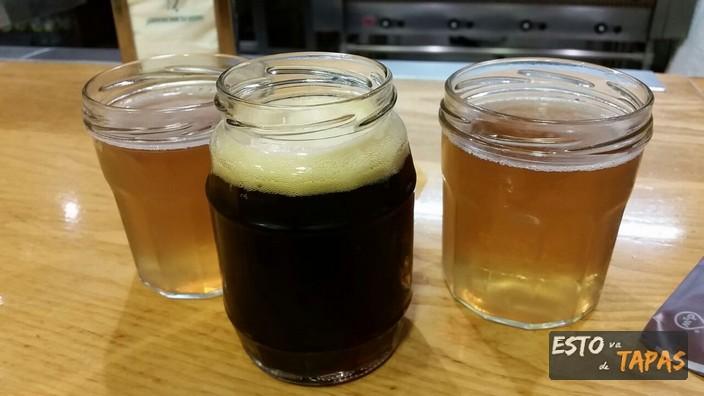 tapas zaragoza, cerveza artesana, bares de tapas, tapas fáciles, el tubo zaragoza