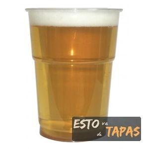 vasos de cerveza, formas de pedir la cerveza, caña y tapa